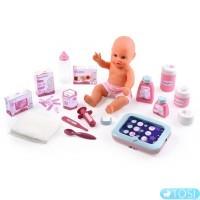 """Игровой центр Smoby """"Baby Nurse"""" для ухода за куклой с пупсом"""