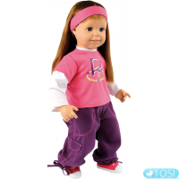 Кукла Smoby Roxanne с аксес. для волос