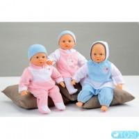 Пупс Smoby Baby Nurse Маленькое чудо, 42 см, 3 вида