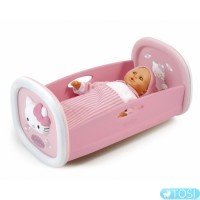 "Колыбелька Smoby ""Hello Kitty"" для куклы"