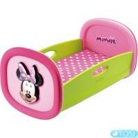 Колыбель для куклы Minnie Mouse Smoby