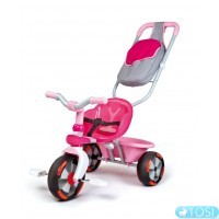 "Велосипед трехколесный ""Baby Balade Driver V"" Smoby"