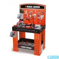 Мастерская инструментов игрушечная Black & Decker Smoby