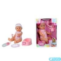 Кукла Simba Пупс New Born Baby