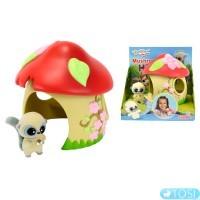 Игровой набор Юху домик-грибочек Simba