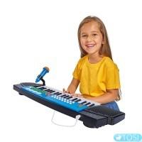 Электросинтезатор с микрофоном Simba 6835071
