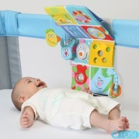 Развивающий центр для кроватки Taf Toys Веселые друзья
