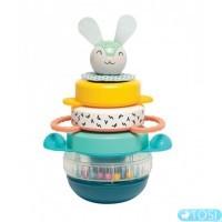 Развивающая Пирамидка Taf Toys Кролик