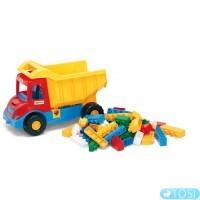 Грузовик с конструктором Wader Multi Truck