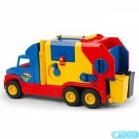 Мусоровоз малый Wader Super Truck