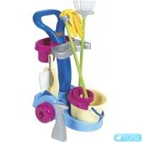 Детский набор для уборки Чистюля Polesie 36575