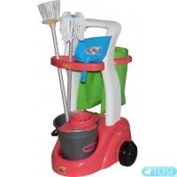 Детский набор для уборки Polesie 53602