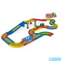 Железная дорога Wader Kid Cars 4,1 м