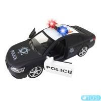 Машинка инерционная 1:16 Wenyi Полиция со звуком и светом