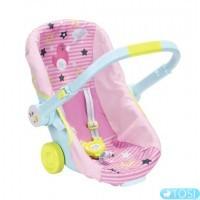 Кресло-каталка для куклы Zapf Baby Born Удобное путешествие
