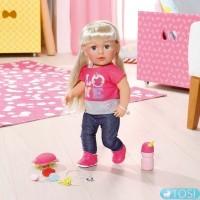 Кукла Zapf Baby Born Старшая сестренка 43 см