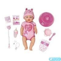 Интерактивная кукла BABY BORN Очаровательная малышка