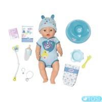 Интерактивная кукла BABY BORN Очаровательный малыш