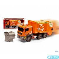 Мусоровоз DICKIE TOYS Air Pump 20 3415777