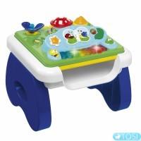 Музыкальный игровой стол Сhicco