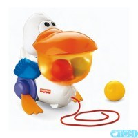 Музыкальная игрушка Fisher - Price  Пеликан  N1880
