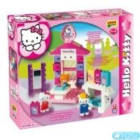Конструктор Unico Plus Магазин Hello Kitty 44 детали