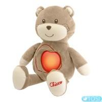 Игрушка мягкая Любимый мишка, CHICCO 60049