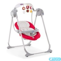 Кресло качалка CHICCO Polly Swing Up