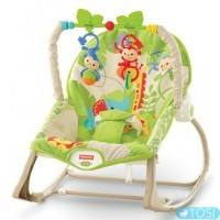 Шезлонг Fisher Price CBF52