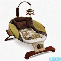 Шезлонг Fisher Price Zen L7193
