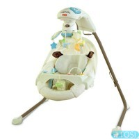 Кресло качалка Fisher Price My Little Lamb Y5708