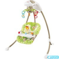 Кресло-качалка Fisher Price Rainforest Friends Y8648
