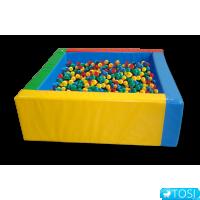 Сухой бассейн KIDIGO Прямоугольник 2