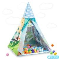 Детская палатка-вигвам QKIDS ALLO