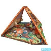Игровой коврик шалаш Baby Mix TK/Q3312 CT-3773 Сказка