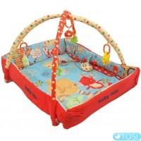 Развивающий детский коврик Alexis TK/3261CE-3773Q Лисичка