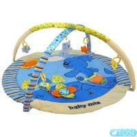 Развивающий коврик для деток Baby Mix TK/3240С Медвежонок
