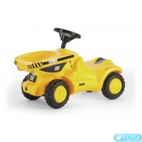 Трактор-каталка Rolly toys Cat Dumper 132249