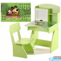 Детская парта Fineks+ Маша и Медведь