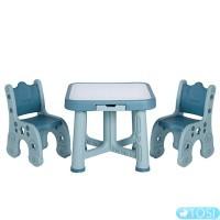 Столик со стульчиками Poppet Pastel