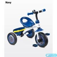 Детский трехколесный велосипед Caretero Charlie