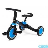 Трехколесный велосипед 2в1 Caretero Fox