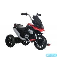 Детский мотоцикл на педалях Rollplay BMW R1200 GS