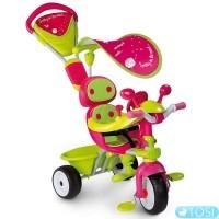 Трехколесный велосипед Smoby Sport