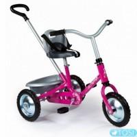 Велосипед трехколесный Smoby Zooky Classique 454012