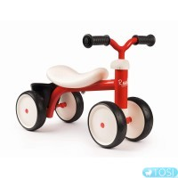 Беговел каталка Smoby Rookie 721400 red
