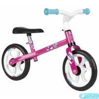 Беговел Smoby First Bike Pink 770205