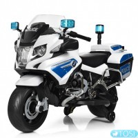 Электромотоцикл Bambi BMW Police Z212