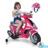 Детский скутер Duo Girl Injusa 6862