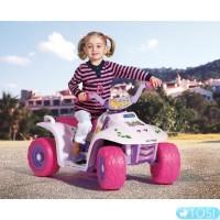 Квадроцикл для девочек Peg Perego Quad Princess